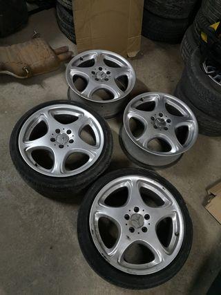 Llantas Mercedes 18'' 5x112