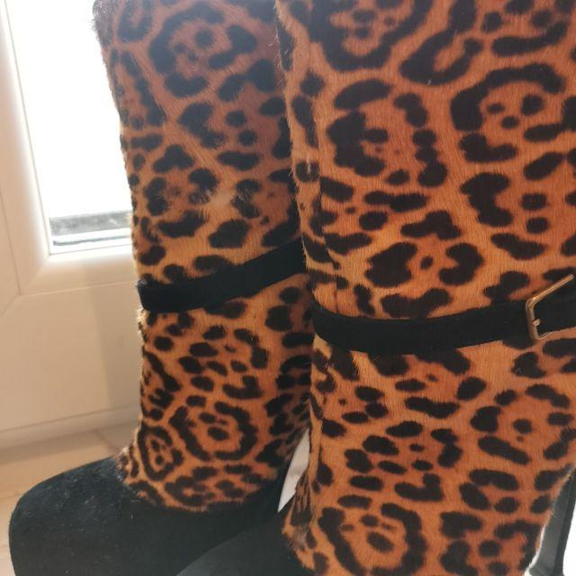 Original YSL heels!
