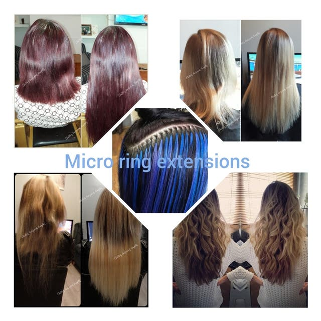 Hair extension specialist