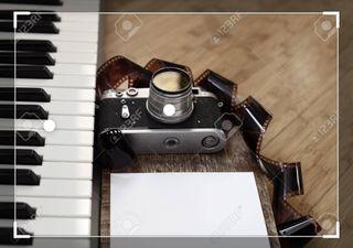 Fotografia x Piano
