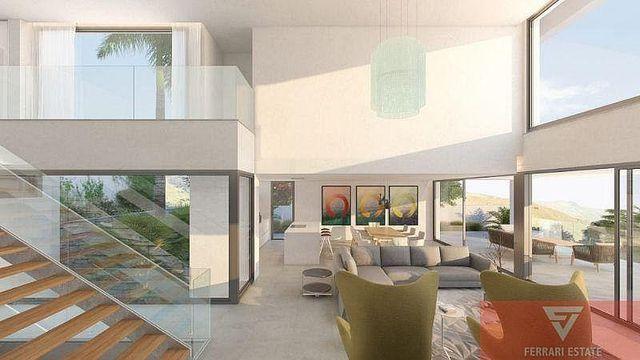 Villa en venta en Benahavís (Bel-Air, Málaga)