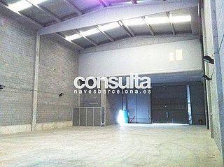 Nave industrial en alquiler en Sant Andreu de la Barca