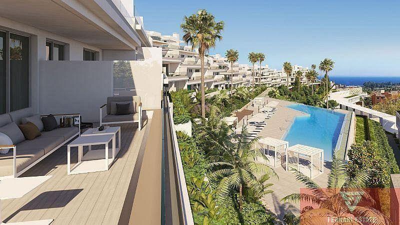 Apartamento en venta en Bel Air - Cancelada - Saladillo en Estepona (Cancelada, Málaga)