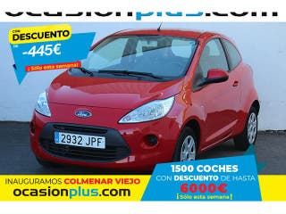 Ford Ka 1.2 Duratec SANDS Trend+ 51 kW (69 CV)