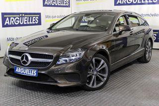 Mercedes CLS CLS 250 d BlueTEC Shooting Brake 204cv