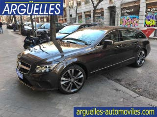 Mercedes CLS CLS 250 d BlueTEC Shooting Brake 204cv