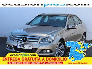 Mercedes-Benz Clase C C 220 CDI Blue Efficiency 125 kW (170 CV)