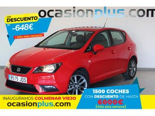 SEAT Ibiza 1.2 TSI Style ITech 30 Aniversario 77 kW (105 CV)