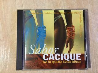 SABOR CACIQUE CD VARIOS ARTISTAS