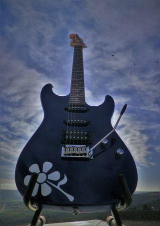 Guitarra Eléctrica Fender Squier showmaster