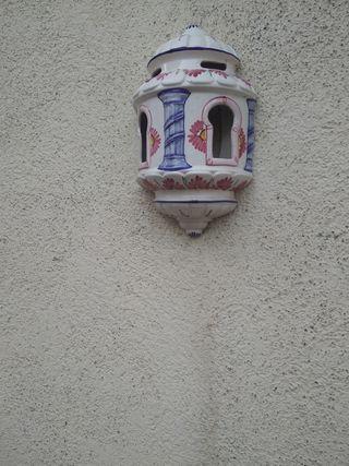 lámpara de terraza
