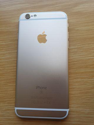 IPHONE 6S DE 64GB ORIGINAL DE APPLE SEMINUEVO