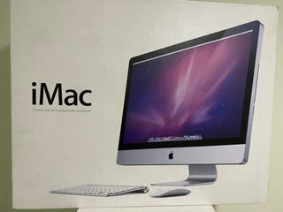 iMac 27 i5 16gb Ram 500gb SSD
