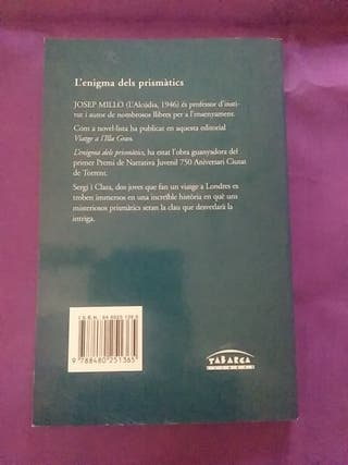 l'enigma dels prismatics. Josep Millo