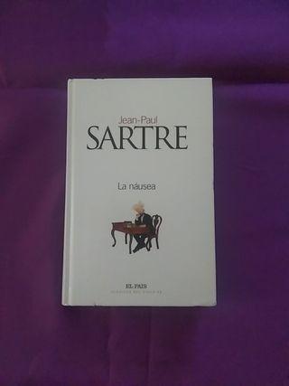 La náusea Jean Paul Sartre