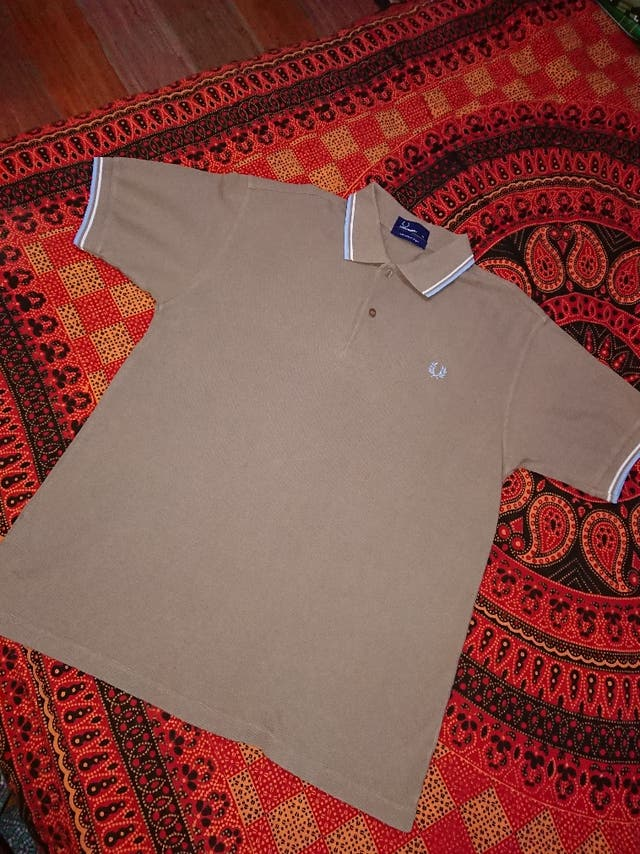 Polo original, Fred Perry