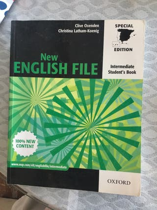 English file intermediate oxford