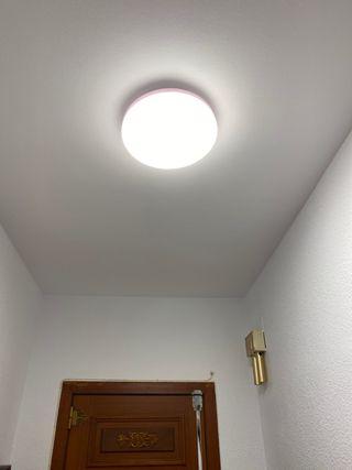 Plafón techo led 40cm