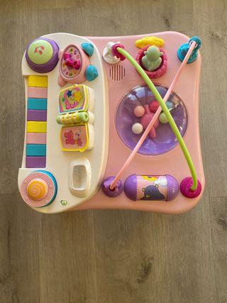 Mesa de juguetes