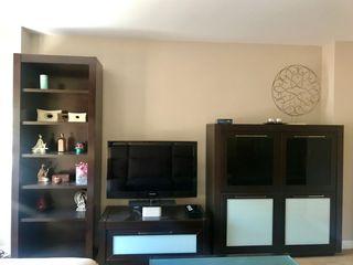 Muebles de salón de madera maciza