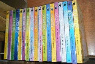 Colección de cómics Sailor moon