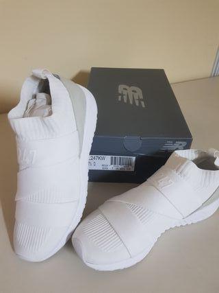 Zapatillas New Balance blancas MRL247KW