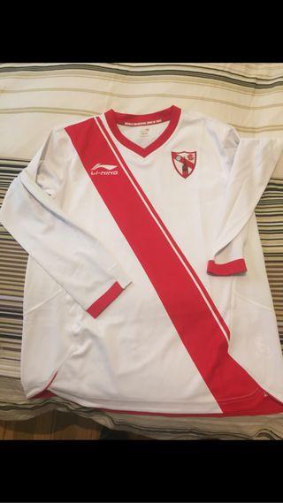 Camiseta Match Worn Sevilla B Alberto moreno