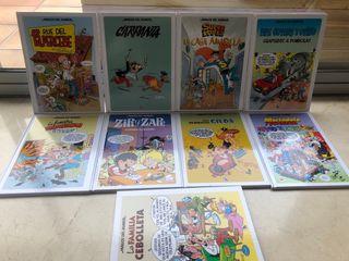 Coleccion de comics Magos del Humor. 9 libros