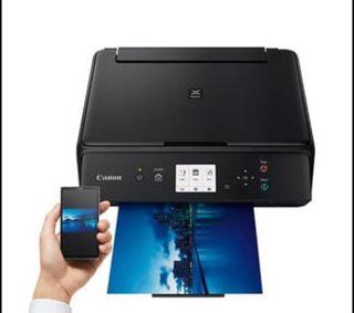 Impresora canon ts5050