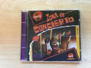 ZONA DE CONCIERTO CD AÑO 96