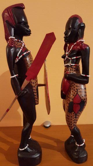 Figuras masai
