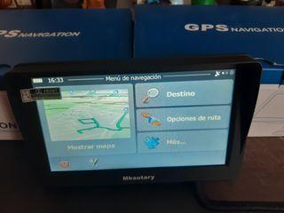 GPS 7 pulgadas IGO Primo Truck Bluetooth