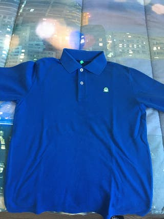Benetton shirt 10-11 years old