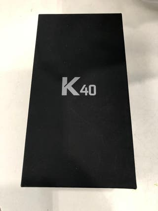Telefono LG K40