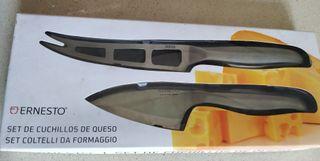 cuchillos de queso, nuevos