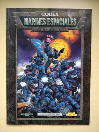 Codex Marines Espaciales.