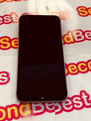iPhone 5s 16GB Libre + Funda Negra