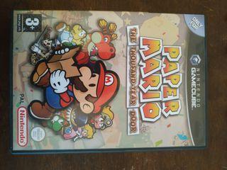 Paper Mario - Gamecube