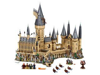 Lego 71043 - Harry Potter, Castillo de Hogwarts