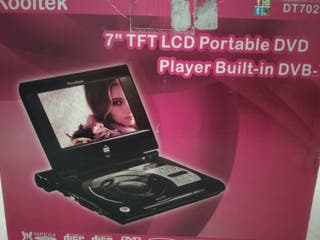 reproductor de cd portatil