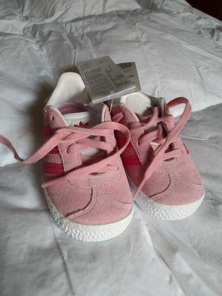 Zapatillas bebé Adidas Gazelle