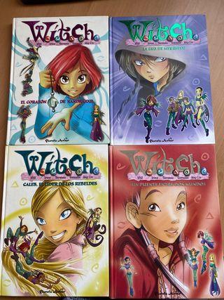 Witch Tomos del 1 al 11 en español [cómic]