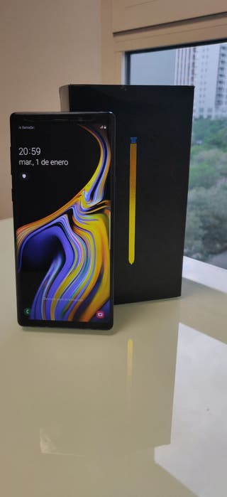 SAMSUNG NOTE 9 512GB AZUL