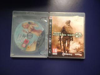 Pack 2 juegos PS3