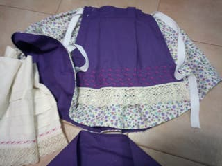 traje de baturra bebe