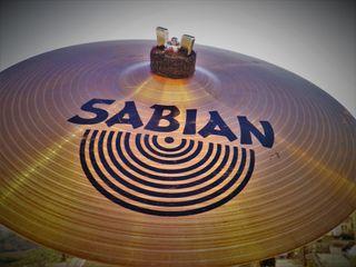 Batería, Charles Hit Hat sabian B8 B20 14 Heavy