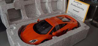 McLaren 12C Autoart 1:18