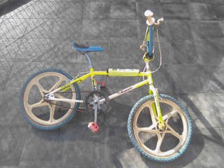 bicicleta BMX años 80