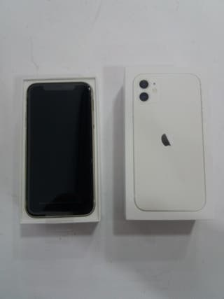 iphone 11 128gb blanco NUEVO