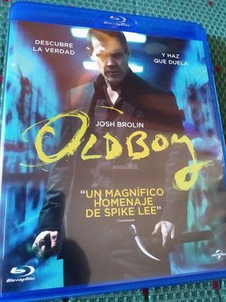 Película Old Boy, de Spike Lee Blu-ray